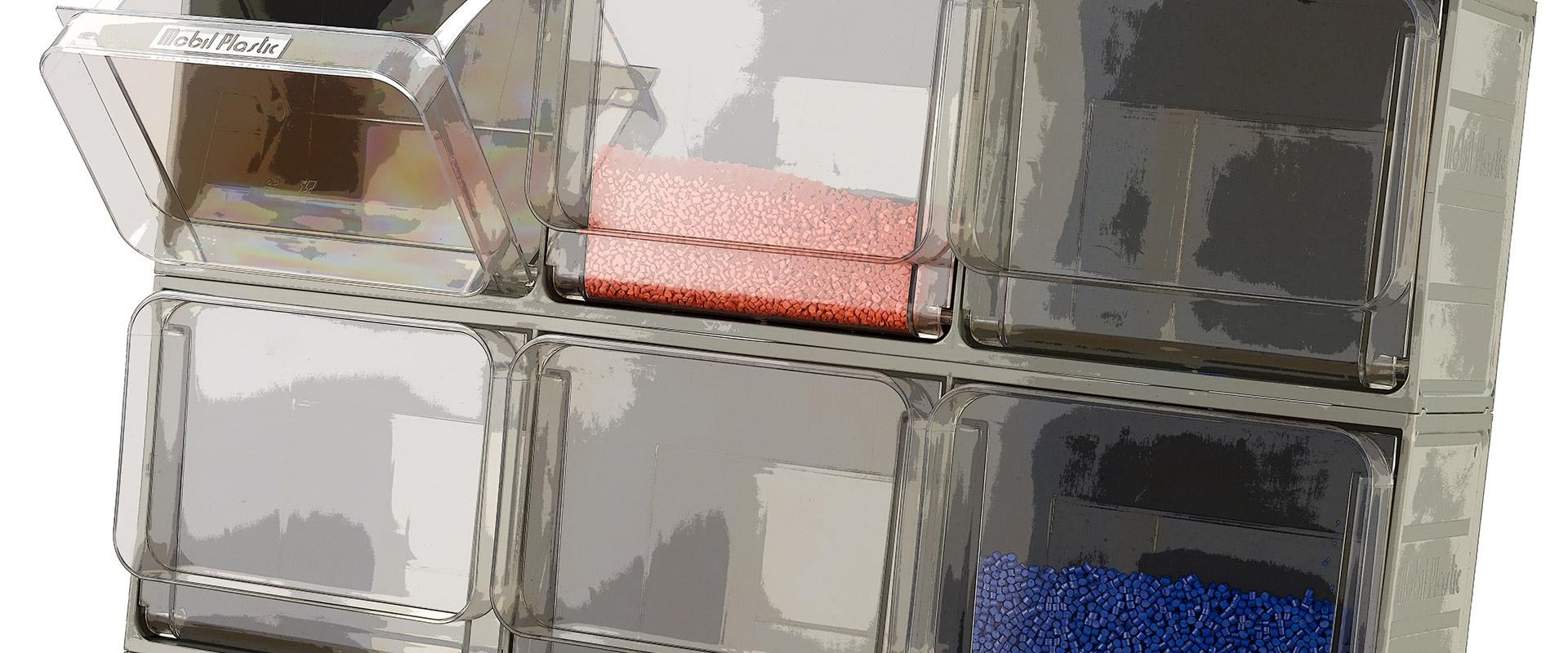 Cassettiere E Contenitori Di Plastica.Home